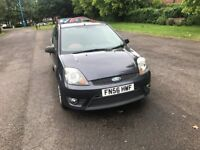 2006 56 Ford Fiesta Zetec S TDCI Cheap car Bargain Look History Long MOT Clean car look