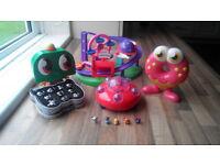 Micro Moshi Monster play sets