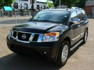 2015 Nissan Armada Platinum LOADED FINANCE AVAILABLE