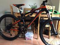 New Boardman Mountain Bike Team MTB
