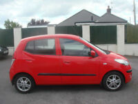 Hyundai i10 COMFORT 1 OWNER FROM NEW JUST SERVICED