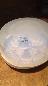 Avent microwave bottle sterlizer