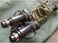 A SET OF EXTREMELY RARE AND COLLECTABLE No.1 Mk.1 NIGHTVISION BINOCULARS.