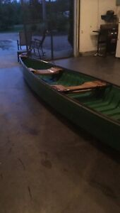 16 ft Pelican Canoe