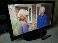 "SAMSUNG 42"" LCD TV FULL HD BUILT IN FREEVIEW EXCELLENT CONDITION REMOTE CONTROL HDMI FULLY WORKING"