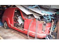 1967 Bond Ranger Van - Spares Project
