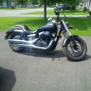 2012 mint condition Honda Shadow