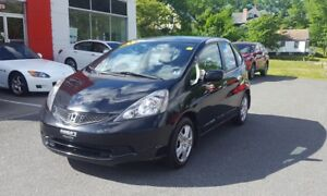 2013 Honda Fit LX Low KM