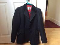 Lovely Black Saddlemaster Show Jacket