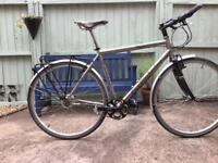 Van Nicholas Amazon 56cm Titanium frame Rohloff 14/500 speedhub.
