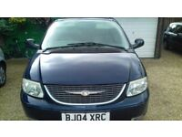 CHRYSLER VOYAGER . 7 SEATER