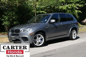 2013 BMW X5 M V8 555 HP!! + NAVI + ACCIDENTS FREE + LOW KMS!