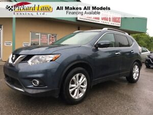 2014 Nissan Rogue $133.35 BI WEEKLY! $0 DOWN!SV! FACTORY NAVIGAT