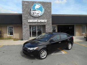 2011 Kia Forte EX! SUNROOF!  FINANCING AVAILABLE!
