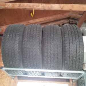 Used Tires - Michelin 245/65R 17