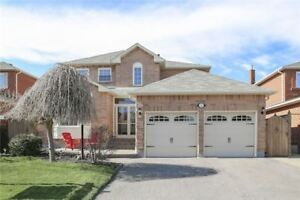 Beautiful 4+1 Bedrooms Detached House for Rent