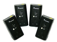 A Set of 4x Comtrend PowerGrid 9020, up-to 200 Mbps, UPA, Powerline, Ethernet Adapters.