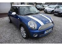 MINI COOPER 3 DOOR BLUE 2008 MODEL + ABSOLUTELY BEAUTIFUL EXAMPLE+