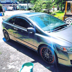 2009 honda civic si coup need gone