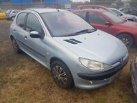 PEUGEOT 206 1.4 AUTOMATIC 5 DOOR, excellent drive, ANY OLD CAR PX WELCOME, ex lady owned