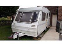 Swift Ashmere Special Eddtion 4 birth Caravan