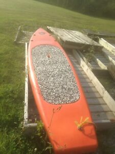 12' liquid shredder paddle board