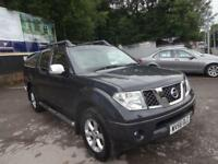 2008 Nissan Navara 2.5 dCi Outlaw Double Cab Pickup 4dr