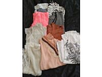 CHEAP!!! Size 10-12 Women's top bundle