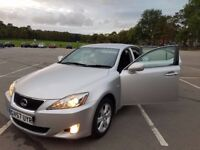 Like (0) Settings LEXUS IS220D IS 220 2007(57) WELL LOOKED AFTER