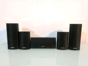 Onkyo Speakers and Sub