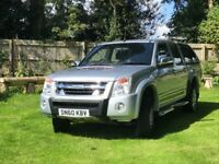 Isuzu rodeo Denver max 2.5 low milage full service history