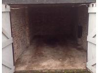 Garage / Lock up to rent - Cumbernauld (Kildrum)