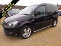 2013 13 VOLKSWAGEN CADDY 2.0 C20 TDI HIGHLINE 140 BHP REAR TAILGATE 39610 MILES