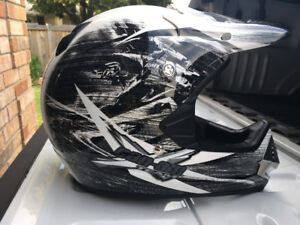 2 Brand new Can-am helmets