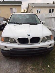 2003 BMW X5 OBO
