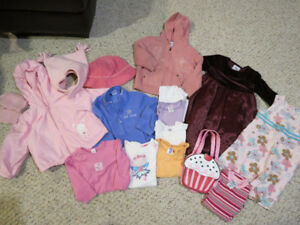 Girl's lot, Size 12m-2T