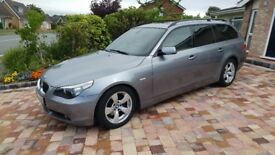 BMW 530D Touring, Low Mileage, Huge Spec, Comfort Access, Leather, Active Cruise, Heads Up Display
