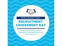 Graduate Business Development and Sales Executives - RECRUITMENT DAY