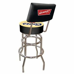 "31"" Swivel Coors Bar Stool"