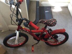 Kids bike Robo 16 in
