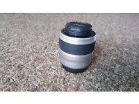 Nikon 1 Nikkor 30-110mm F/3.8-5.6 VR Lens Silver