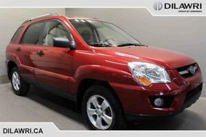 2009 Kia Sportage LX-V6 AWD at