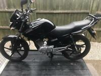 Yamaha ybr 2014, 1100 miles, full mot, delivery available