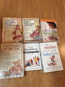 Pregnancy books / baby books