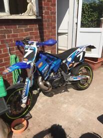 Yz 250 one off bike !!