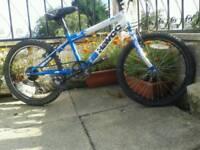 Childrens ALL TERRAIN bike, 20in wheels, 6 gears, good tyres, fully working