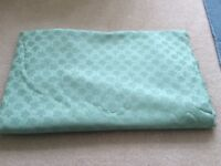 Marks and Spencers (M&S) Upholstery Green Fabric New