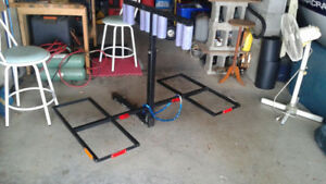 Bike or Motorbike Rack