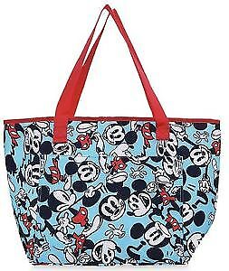 MICKEY MOUSE TOTE BAG 5PC DISNEY BLUERAYS