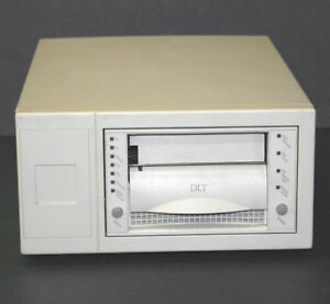 2 Tape backup drive